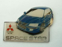 PIN'S MITSUBISHI MOTORS - SPACE STAR - Mitsubishi