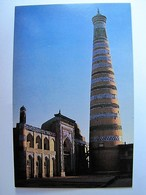 OUZBEKISTAN - KHIVA - Ichan-Kala - Madrassah And The Minaret - Uzbekistan