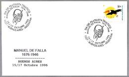 Compositor MANUEL DE FALLA - Composer. Buenos Aires, Argentina, 1996 - Musik