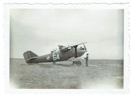 Foto/Photo. Militaria. Avion Bombardier. Escadrille Des Eléphants. 1934. - Aviation