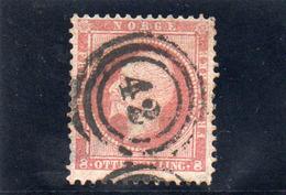 Oscar 1e 1856 - Norvège
