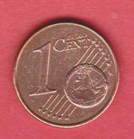 1999 Belgio - 1c Circolato (fronte E Retro) - Belgio
