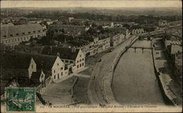 17 - LA ROCHELLE - Canal Maubec - La Rochelle