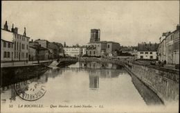 17 - LA ROCHELLE - Quai Maubec - La Rochelle