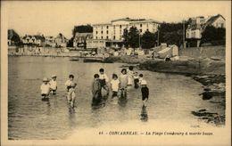 29 - CONCARNEAU - Plage Combourg - Concarneau