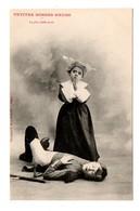 """ILLUSTRATEUR . PETITES BONNES SOEURS . """" LA PLUS BELLE MORT """" . ÉDITION BERGERET - Réf. N°9235 - - Bergeret"""
