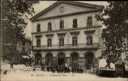 34 - CETTE - SETE - Mairie - Sete (Cette)