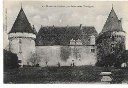 24 Les Châteaux Du Périgord   LE CHATEAU DE PUYTERAS PRES ST SAINT ASTIER - France
