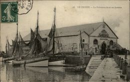 44 - LE CROISIC - Poissonnerie - Le Croisic
