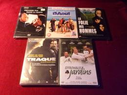 PROMO  DVD  °°  5 DVD   POUR 20 EUROS  Ref  13 - Non Classés
