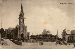 44 - SAINT-NAZAIRE - SAINT-MARC - - Saint Nazaire
