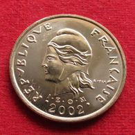 French Polynesia 100 Francs 2002 KM# 14  *V1 Polynesie Polinesia - Polynésie Française