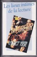 Cassette Audio - LA FUREUR DE LIRE - Trajectoires Obliques - Affaires Culturelles De Franche-Comté 1992 - Cassettes