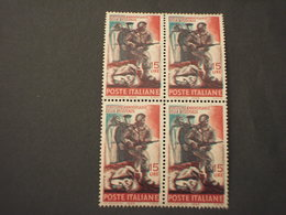 ITALIA REP. - VARIETA' - 1965 RESISTENZA L.15,colori Spostati - NUOVI(++) - 6. 1946-.. República