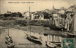 44 - PORNIC - Le Port - Epargne De L'Ouest - Pornic
