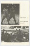 SETTEMBRE  1937   IL  VIAGGIO  DEL  DUCE  IN  GERMANIA   2  SCAN  (NUOVA ) - Eventi