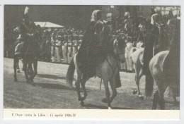IL  DUCE   VISITA  LA  LIBIA   15  APRILE  1926     2  SCAN  (NUOVA ) - Eventi