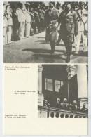 GIUGNO  1934  L' INCONTRO  A  VENEZIA  FRA  IL  DUCE  E  HITLER    2  SCAN  (NUOVA ) - Eventi