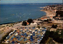 44 - LA PLAINE-SUR-MER - Vue Aérienne - Camping - La-Plaine-sur-Mer