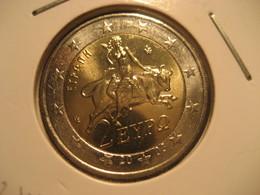 2 EURO 2003 Very Good Condition GREECE Eur Euros Coin Grece Grecia - Grecia