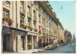 1904  AK  - BERN  HOTEL   BRISTOL - BE Berne