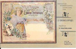 507   Tourcoing   Exposition 1906 - Tourcoing