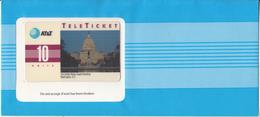 USA - Capitol Building/Washington DC(EN), AT&T TeleTicket 10 Units, Tirage 1000, 03/93, Mint - United States