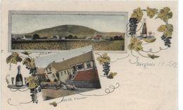 Haut Rhin BERGHOLS Multivues Couleur 1903  - G - Otros Municipios