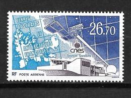 TAAF.n° PA 131 ** La Station Satellite Du CNES - Luchtpost