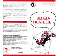 2302  BD  Feuillet De La Poste FDC   Rare Robbedoes Spirou 8-10-1988 9310 Lede €10 - Postdokumente