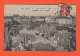 ET/174 LOT DE 37 CARTES DE VERSAILLES PALAIS TRIANON CASERNE HOPITAL MUSEE SQUARE EGLISE GARE  HOTEL NAPOLEON GALERIE - Cartes Postales