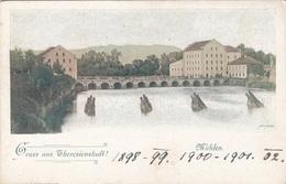 Gruss Aus THERESIENSTADT (Nordböhmen) ,gel.1902, Gute Erhaltung - Böhmen Und Mähren