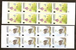 Alderney Aurigny 1994 Yvertnr. Carnet C75a-C77a *** MNH Cote 12,50 Euro Oiseaux Birds Vogels - Alderney