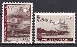Polynésie Française: Série Yvert N° 685/688 (Papeete D'antan 2003) Neuve ** - French Polynesia