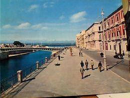 8 CARD TARANTO VARIE VEDUTE VB1959/80 GR784 - Taranto
