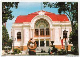 Vietnam Saigon Hochiminh City - Teatro Theatre De La Ville - Vietnam