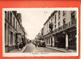GBS-29  Wimereux  Rue Carnot. Grand Hotel, Bus. Fauchois 17, Non Circulé - France