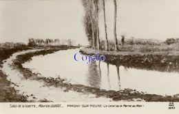 TH - Salon De La Guerre - Maurice Dubois - Pargny-sur-Meuse ( Le Canal De La Marne Au Rhin ) - Weltkrieg 1914-18