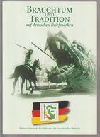 T 240) BRD 2001 Mi# 2207 FD: Furth Im Wald Drachenstich Drachen, Schauspiel - Kulturen