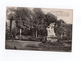 La Rochelle Groupe D'Héro Et Léandre Au Jardin Des Plantes - La Rochelle