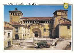 SANTILLANA DEL MAR/BOEUF ET SON ATTELAGE (dil353) - Cantabria (Santander)