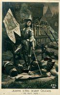 Jeanne D'Arc Devant Orléans - Femmes Célèbres