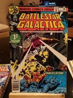 BATTLESTAR GALACTICA #1 - Marvel Comics - Comic VO USA - Marvel