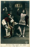 Jeanne D'Arc Devant Ses Juges - Femmes Célèbres