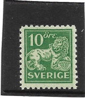 Michel 176I WB MNH (**) Perfect Condition. - Zweden
