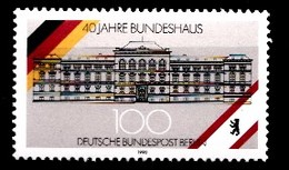BERLIN 1990 Mi.nr: 867 Bundeshaus In Berlin  NEUF SANS CHARNIERE / MNH / POSTFRIS - [5] Berlin