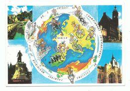 Championnat International Des Cyclistes Cheminots à MONTDIDIER En 1995 - Radsport