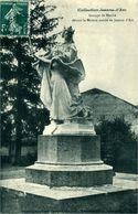 Jeanne D'Arc Groupe De Mercié DOMREMY-La Pucelle - Femmes Célèbres