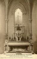 Institution Notre Dame Du Grandchamp Autel De St Tharcisius Et Jesus Adolescent Versailles - Versailles