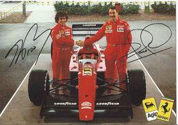 Ferrari - Prost E Mansell - H4124 - Grand Prix / F1